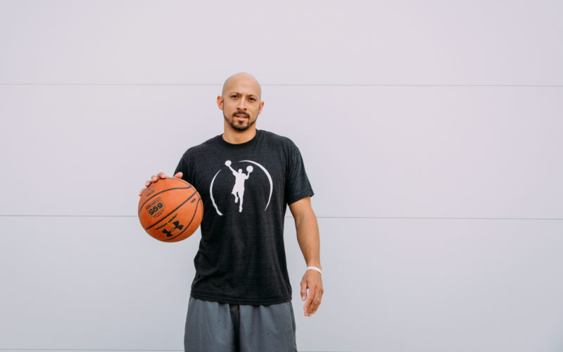Learning the Ropes of Basketball With IPT Trainer Mark Kinnebrew